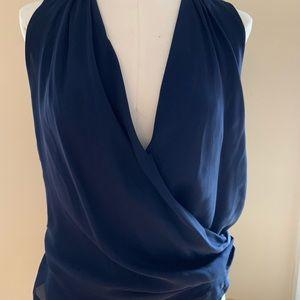 Ralph Lauren silk sz 6 silk top
